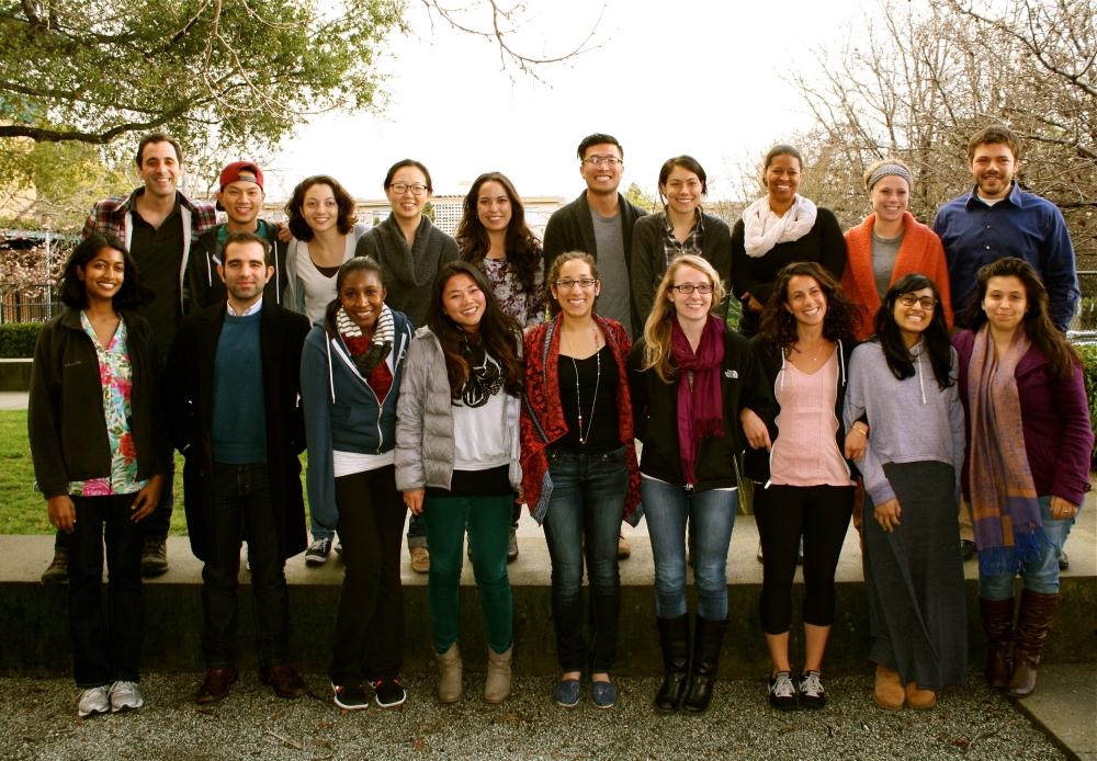 2015 Fellows: Winkelstein and Buffler Group