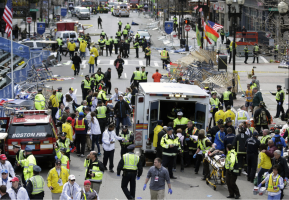 Public Health is … Emergency Preparedness for Boston Marathon